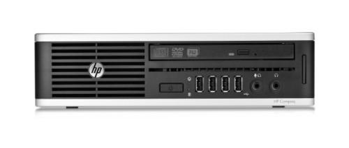 HP Compaq Elite 8200 Intel® Pentium® G620 2 GB DDR3-SDRAM 250 GB Black,Silver,White PC
