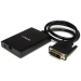 StarTech.com DVI to Mini DisplayPort Adaptor with Audio - Black (DVI2MDPA)