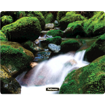 Fellowes Square Brite Mat Cascades