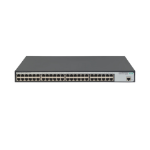 Hewlett Packard Enterprise OfficeConnect 1620 48G Managed L2 Gigabit Ethernet (10/100/1000) Grey 1U