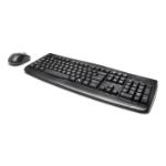 Kensington Pro Fit® Wireless Desktop Set — Black