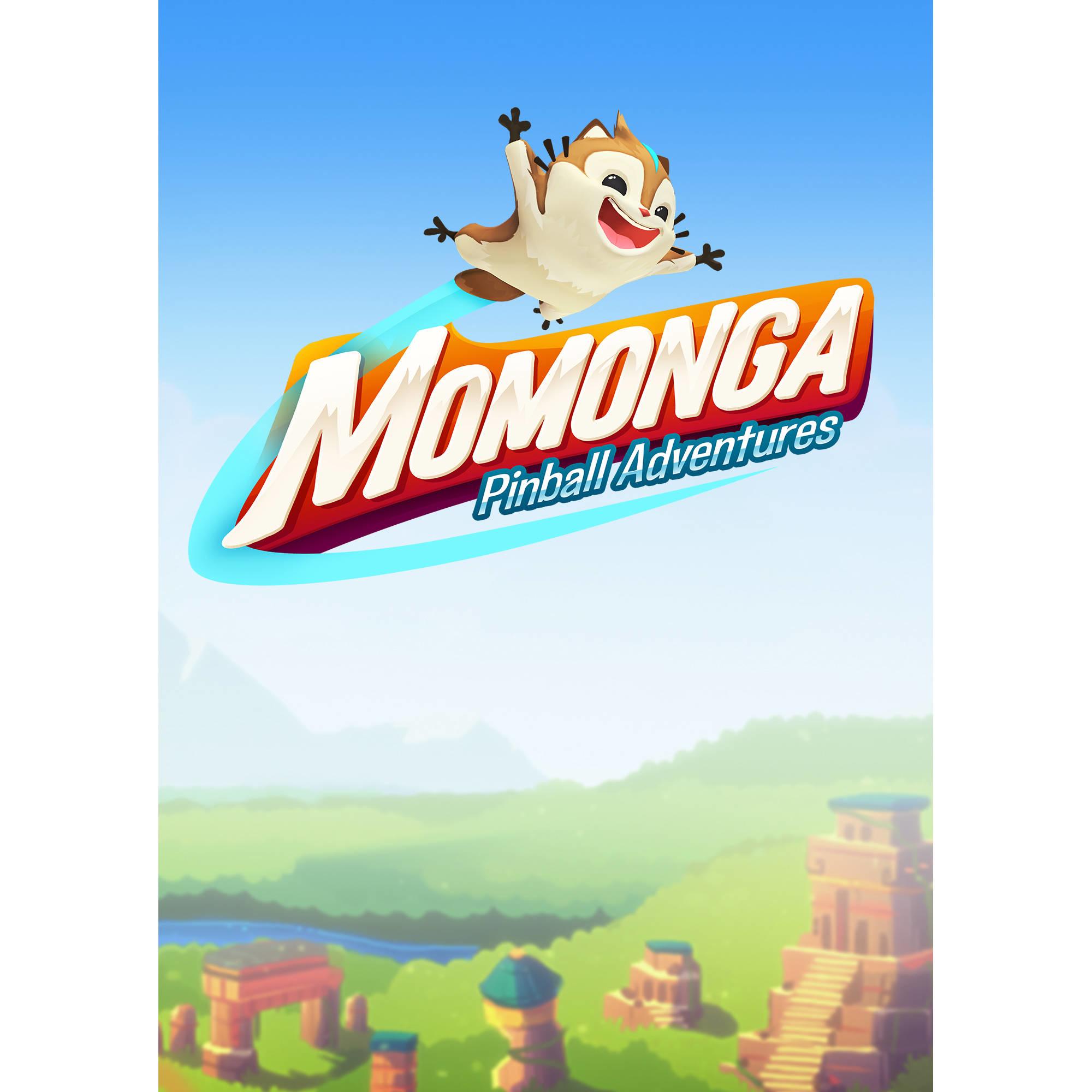 Nexway Momonga Pinball Adventures vídeo juego PC/Mac Básico Español