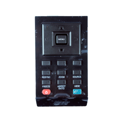 Acer VZ.K0100.001 IR Wireless Black remote control