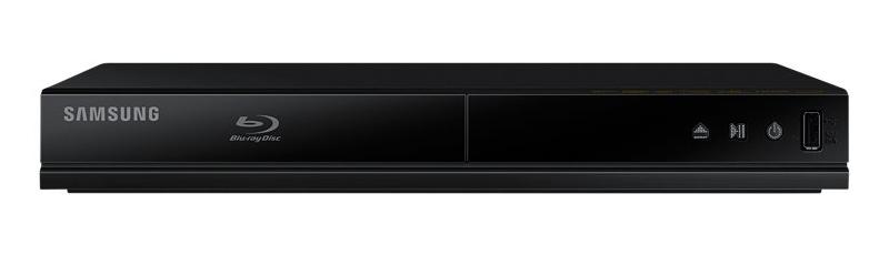Samsung BD-J4500R Blu-Ray player 2.0channels Black Blu-Ray player