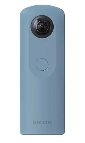 Ricoh THETA SC Handheld camcorder 14MP CMOS Full HD Blue