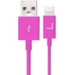 Urban Factory CID06UF 1m USB Lightning Violet mobile phone cable