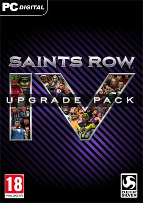Nexway Saints Row IV - Game of the Century Upgrade Pack vídeo juego PC Español