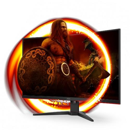 AOC G2 C32G2ZE/BK computer monitor 80 cm (31.5