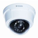 D-Link DCS-6113 IP security camera Indoor Dome White