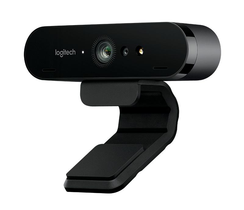 Logitech BRIO 4096 x 2160pixels USB 3.0 Black webcam