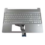 HP L63578-061 notebook spare part Cover + keyboard