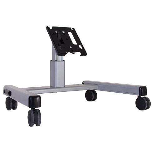 Chief MFQ6000B Multimedia cart Black,Silver multimedia cart/stand
