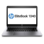 "HP EliteBook Folio 1040 G1 1.6GHz i5-4200U 14"" 1600 x 900pixels Silver Notebook"