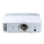 Acer Large Venue P5327W Desktop projector 4000ANSI lumens DLP WXGA (1280x800) 3D White data projector