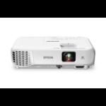 Epson Home Cinema 760HD data projector 3000 ANSI lumens 3LCD WXGA (1280x800) Portable projector White