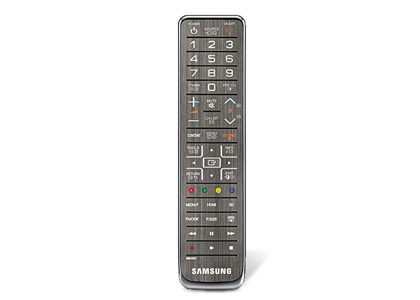 Samsung AA59-00543A IR Wireless push buttons Black remote control
