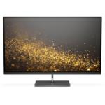 "HP ENVY 27s 27"" 4K Ultra HD LED Black computer monitor"