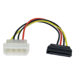 Cables Direct 0.20m 4pin molex - SATA