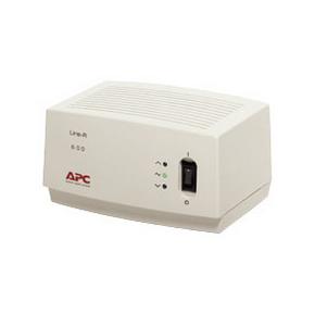 APC LE600I voltage regulator 230 V 4 AC outlet(s) Beige,Grey