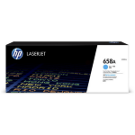 HP W2001A (658A) Toner cyan, 6K pages