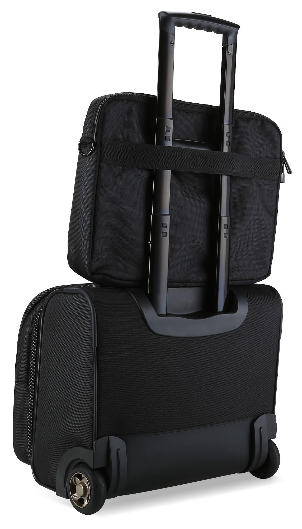 "Acer Traveler Case maletines para portátil 39,6 cm (15.6"") Maletín Negro"