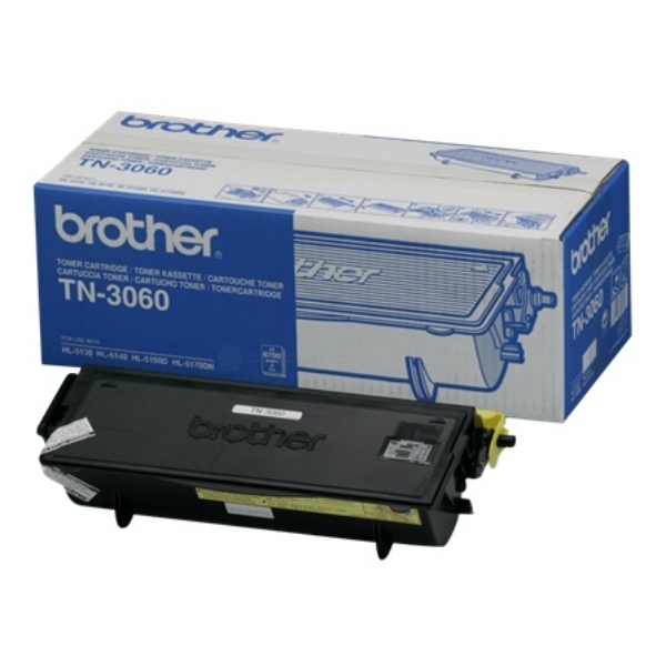 Brother TN-3060 Toner black, 6.7K pages @ 5% coverage