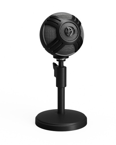Arozzi Sfera Table microphone Wired Black