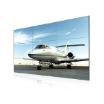 "LG 55LV75A signage display 139.7 cm (55"") LED Full HD Digital signage flat panel Black"