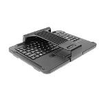 Getac GDKBD1 toetsenbord voor mobiel apparaat AZERTY Frans Zwart Pogo Pin