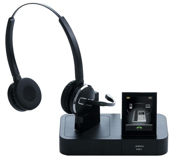 Jabra Pro 9460 Duo Binaural headset