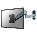 "Newstar FPMA-W950 40"" Silver flat panel wall mount"