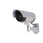 LogiLink SC0204 Silver Bullet dummy security camera