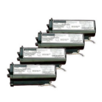 Lanier 117-0163 Toner black, 13K pages