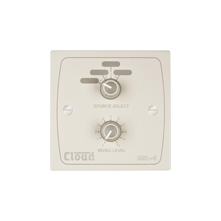Cloud Electronics RSL-4W Rotary volume control volume control