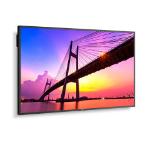 "NEC MultiSync ME501 signage display Digital signage flat panel 50"" VA 4K Ultra HD Black"
