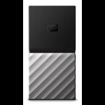 Western Digital My Passport SSD 2000 GB Black, Silver