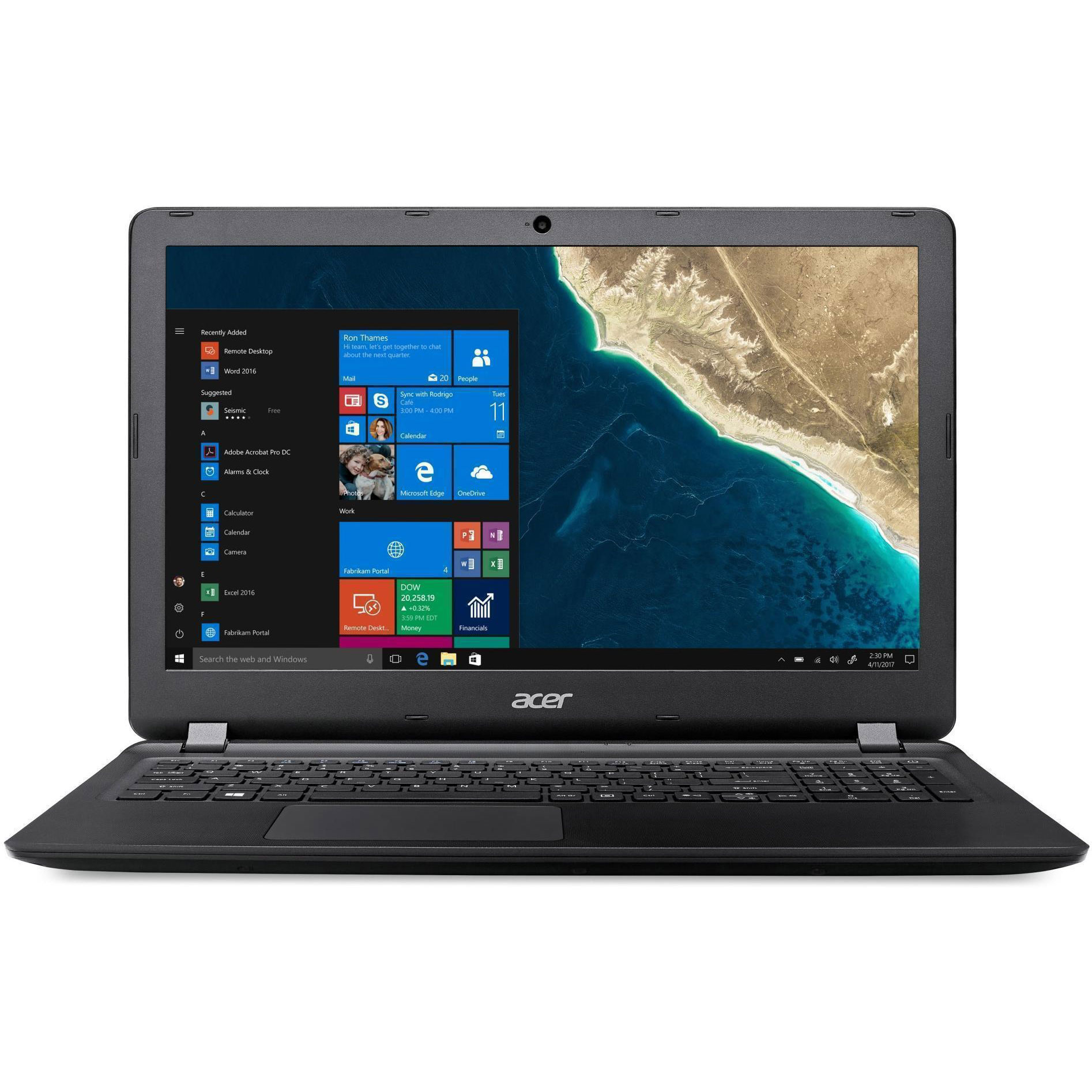 Extensa 2540 - 15.6in - i3 6006u - 4GB Ram - 128GB - Win10 Home