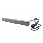 APC Basic Rack PDU 1U Black power distribution unit (PDU)