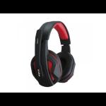 Approx APPGH7R 3.5 mm Binaural Head-band Black,Red headset