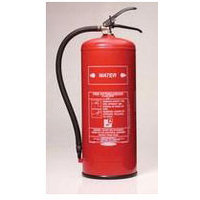 FIREMAST FIRE EXTINGUISHR WATER 9LT XWS9