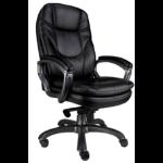 Eliza Tinsley Kiev Leather Executive Chair Black DD