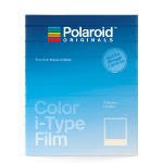 Polaroid Color i-Type Film Summer Blues Edition instant picture film 107 x 88 mm 8 pc(s)
