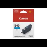 Canon 4194C001 (PFI-300 C) Ink cartridge cyan, 14ml