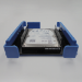 Origin Storage 2TB 7.2K Tank Chassis Desktop Nearline SAS 3.5in HD w/Caddy