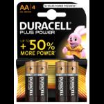 Duracell Plus Power Single-use battery AA Alkaline