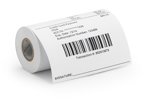 Zebra Z-Select 2000D Receipt thermal paper
