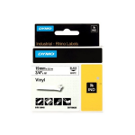 DYMO 19mm RHINO Coloured Vinyl D1 label-making tape