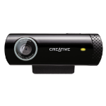 Creative Labs Live! Cam Chat HD webcam 1280 x 720 pixels USB 2.0 Black