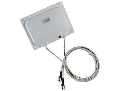 Cisco AIR-ANT2465P-R network antenna Omni-directional antenna RP-TNC