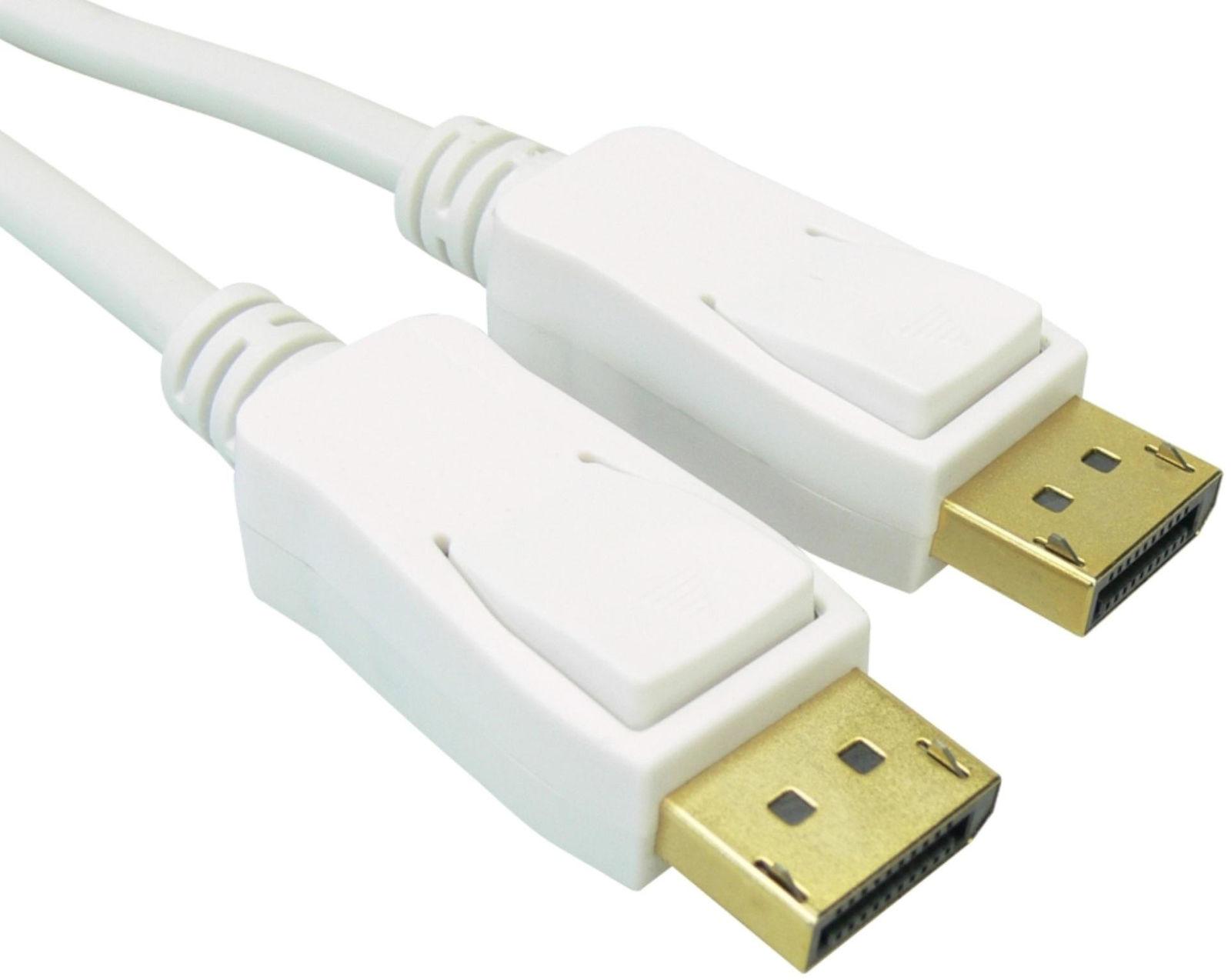 DisplayPort 1.2 4k M-M cable 2m